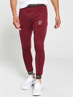 sik-silk-agility-track-pants-burgundy