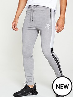kings-will-dream-manse-joggers-grey-marl