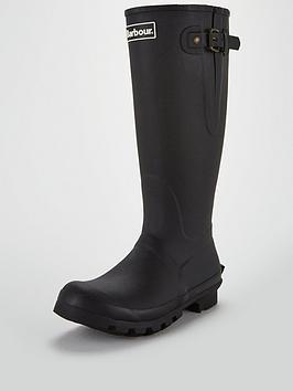 barbour-amble-wellington-boots-black