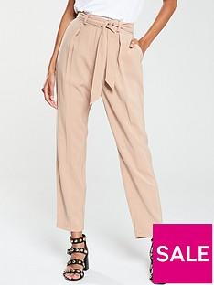 oasis-tie-waist-peg-trouser-neutral