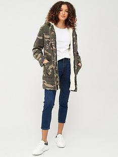 v-by-very-camo-print-canvas-parka-with-removable-fleece-lining-khaki