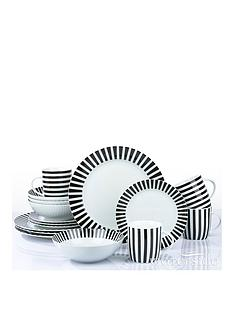 waterside-black-stripe-16-piece-dinner-set
