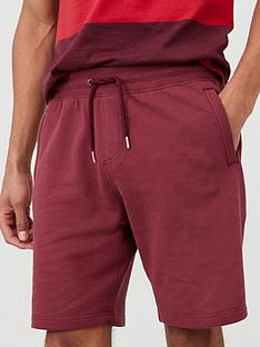 v-by-very-essential-jog-shorts-red