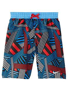 nike-swim-61-dazzle-breaker-8-inch-volley-shorts-bluered
