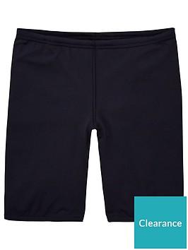 speedo-essential-endurance-jammer-shorts-navy