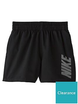 nike-swim-logo-solid-4-inch-volley-shorts-black
