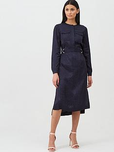 ted-baker-kinzley-utility-dress-with-buckle-detail-dark-blue