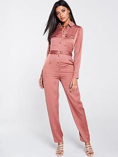 v-by-very-satin-utility-jumpsuit-blush