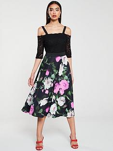 v-by-very-lace-bardot-scuba-prom-dress-print