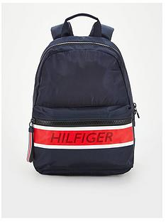 tommy-hilfiger-colour-blocked-logo-backpack-navy