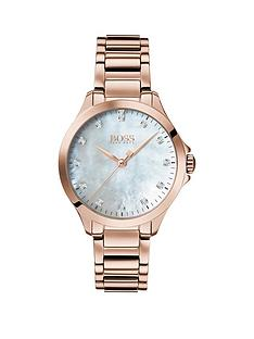boss-boss-white-dial-with-13-diamonds-and-carnation-gold-stainless-steel-bracelet-ladies-watch