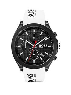 boss-boss-velocity-black-and-white-detail-textured-chronograph-dial-white-silicone-strap-mens-watch