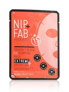 nip-fab-nip-fab-dragons-blood-xtreme-plumping-sheet-mask-18g