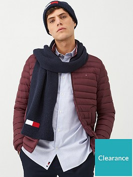 tommy-hilfiger-packable-down-jacket-burgundy