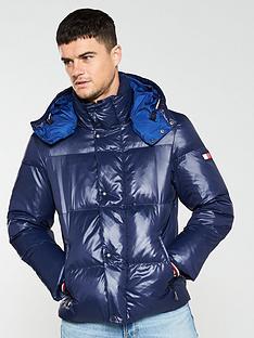 tommy-hilfiger-shiny-hooded-bomber-jacket-navy