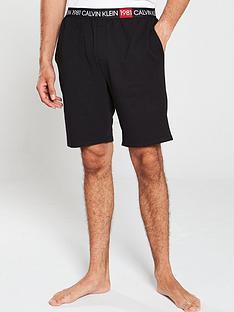 calvin-klein-sleep-shorts-black