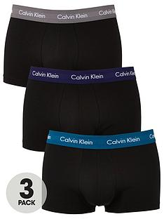 calvin-klein-three-pack-low-rise-trunks-black