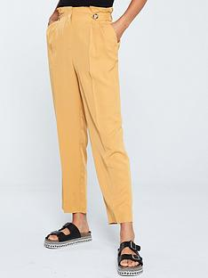 v-by-very-paper-bag-trouser-ochre
