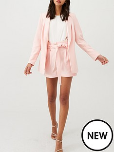 v-by-very-crepe-short-blush