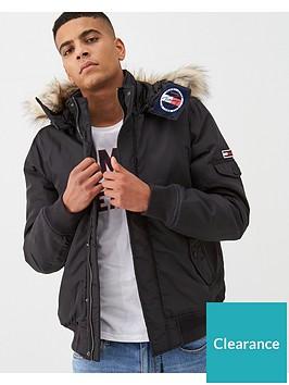 tommy-jeans-tech-jacket-black