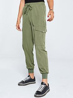 v-by-very-side-pocket-utility-trouser-khaki