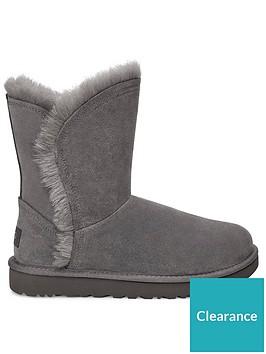 ugg-classic-short-fluff-high-low-calf-boot-charcoal