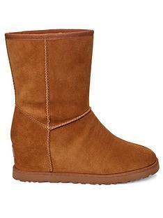 ugg-classic-femme-hidden-wedge-short-calf-boots-chestnut