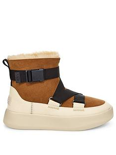 ugg-classic-boom-buckle-ankle-boot