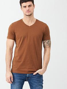 v-by-very-essential-v-neck-t-shirt-burnt-orange
