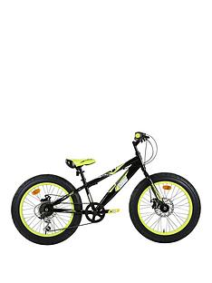 sonic-sonic-fatbike-20-inch-6-speed-blackyellow