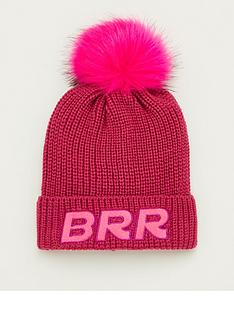 v-by-very-brr-single-bobble-hat-pink