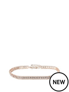 river-island-diamante-choker-rose-gold