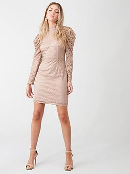 little-mistress-mini-lace-bodycon-dress-cream