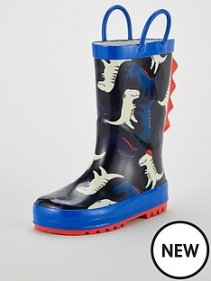 v-by-very-dinosaur-wellie-navy