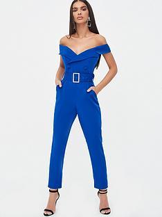 lavish-alice-off-shoulder-tux-jumpsuit-with-diamante-belt-cobalt-blue