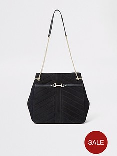 river-island-leather-slouch-bag-black