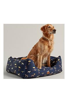 joules-joules-coastal-collection-dog-square-bed--large