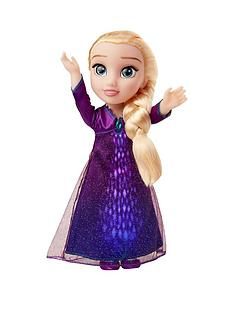 disney-frozen-2-singing-elsa