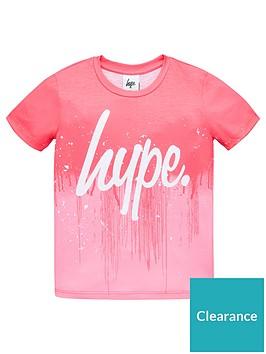 hype-girls-drop-fade-short-sleeve-t-shirt-pink