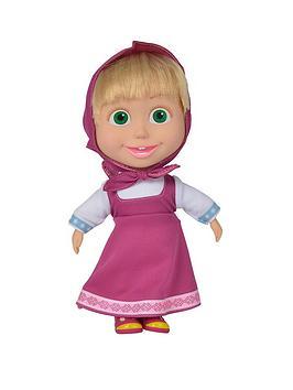 masha-the-bear-masha-soft-doll-23cm