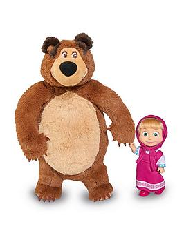 masha-the-bear-masha-the-bear-masha-plush-bear-doll-set