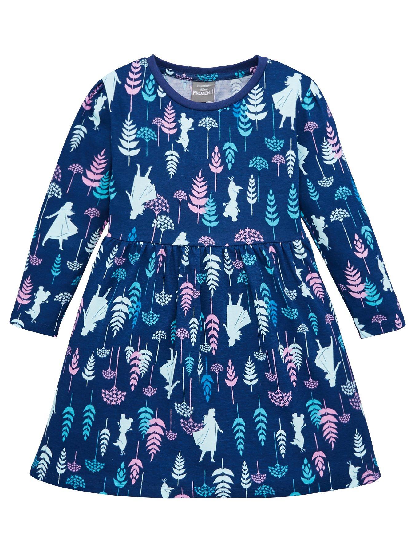 AOVCLKID Vampirina Toddler Night Gown Little Girls Pajamas Dress