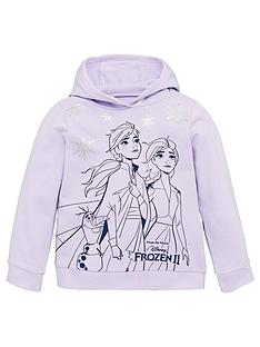 disney-frozen-2-girls-glitter-hoodienbsp--lilac-pink