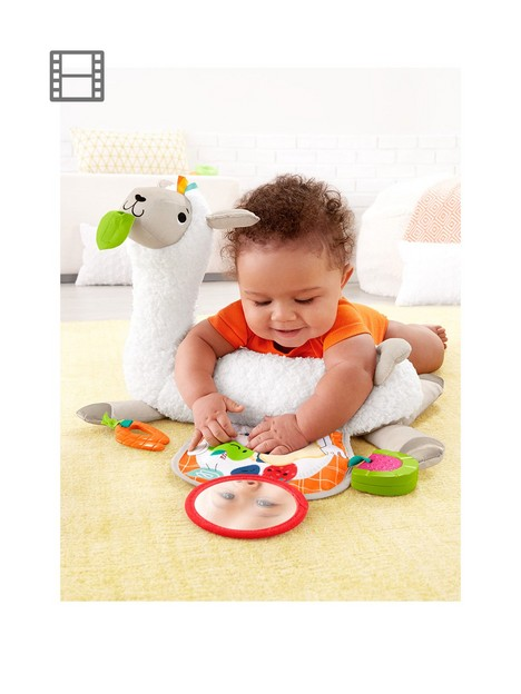 fisher-price-grow-with-me-tummy-time-llama