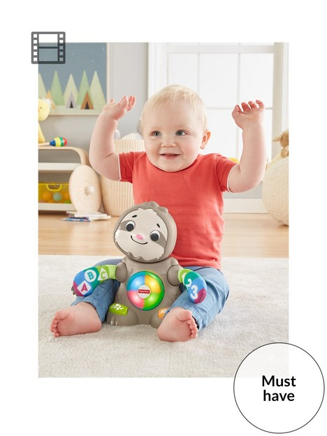 fisher-price-linkimals-smooth-moves-sloth