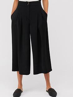 monsoon-carrie-smart-culottes-black