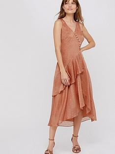 monsoon-fianna-lurex-frill-midi-dress-pink