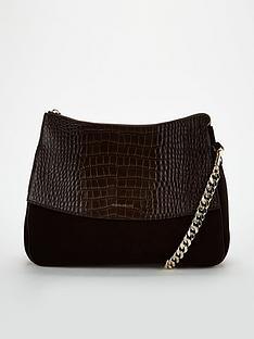 karen-millen-regent-shoulder-bag-brown