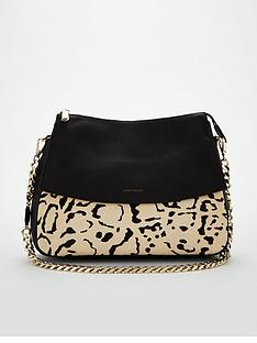 karen-millen-regent-shoulder-bag-leopard