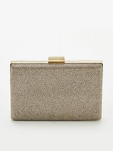 karen-millen-quinn-lurex-clutch-bag-gold